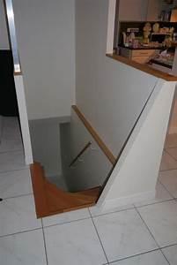 Barriere De Securite Escalier : barri re de s curit escalier angle ~ Melissatoandfro.com Idées de Décoration