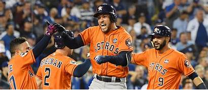 Astros Houston Series Win History Victory Caller