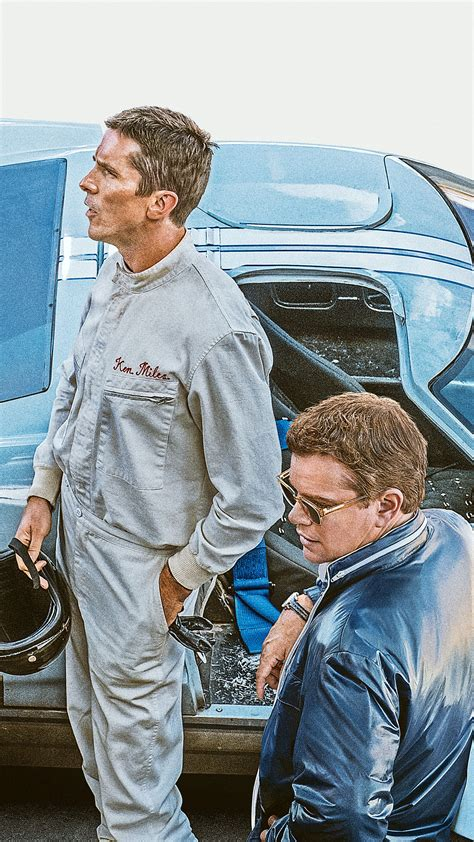 christian bale matt damon  ford  ferrari