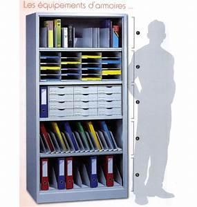 Armoire De Rangement Bureau : accessoire de rangement d 39 armoire ap mobilier de bureau ~ Melissatoandfro.com Idées de Décoration