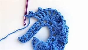 Crochet Flower Pattern  Chart And Video
