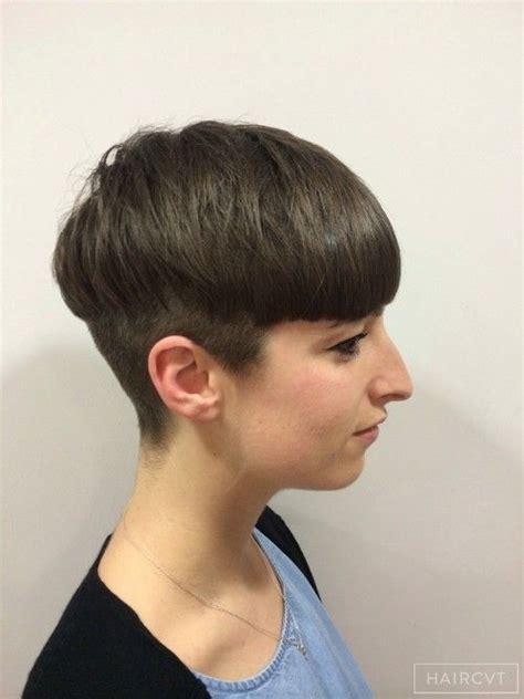 women undercut bowl hairstyle london undercut hairstyles