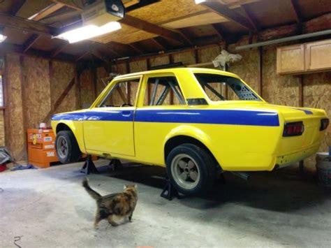Datsun Race Car For Sale by 1972 Datsun 510 B Sedan Race Car Project Classic Datsun