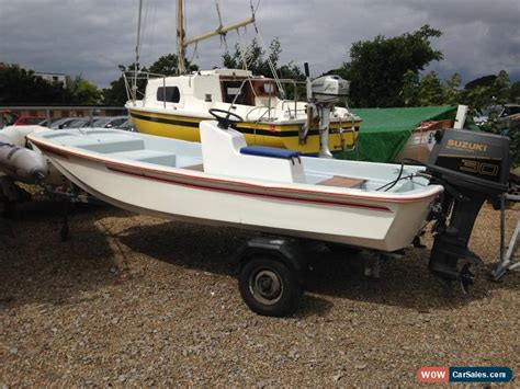 Dory Boat Sale by 13ft Dell Quay Dory Boat For Sale In United Kingdom