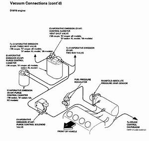 Need Hose Diagram       - Honda-tech