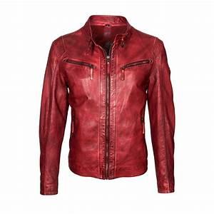 Veste En Cuir Rouge Homme : catgorie blouson de moto page 9 du guide et comparateur d 39 achat ~ Melissatoandfro.com Idées de Décoration
