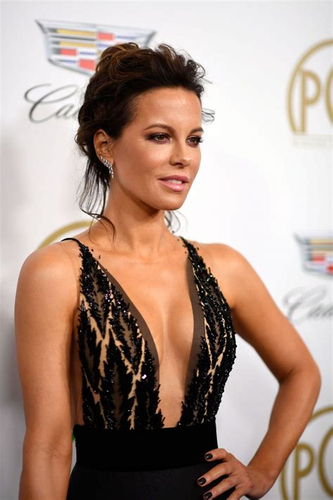 kate beckinsale   producers guild awards  beverly