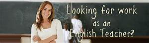 Looking for jobs teaching English?