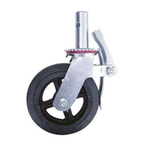 metaltech   scaffolding caster wheel  mbc  home