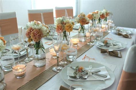 mariage d 233 coration de table mariage d 233 coration
