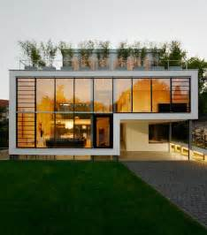Home Design Firms Energy Optimized House With Roof Terrace Louver Windows Exterior Window Shutters And Elevator