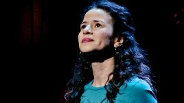 Water streams, mountain rivers, ocean waves, glasses of water and much more. Nina Rosario - In the Heights | In the heights, Musical ...