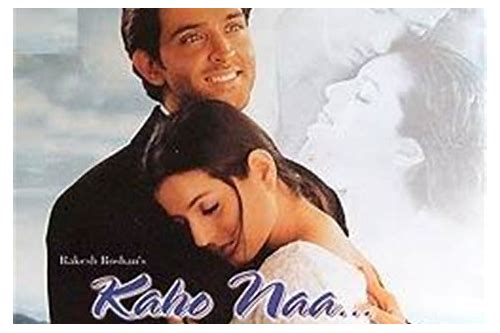 movie kaho na pyar hai download