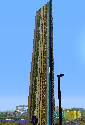 tall towers minecraft photo  fanpop