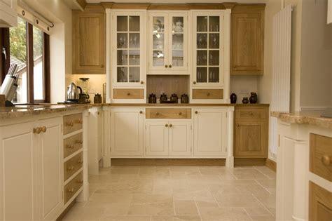 Bespoke Kitchen Ideas - painted oak kitchen llanrhystud mark stone 39 s welsh