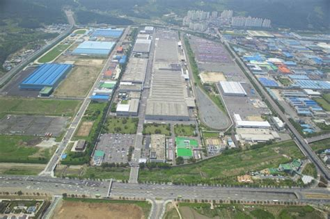 South Motors by General Motors Changwon Plant Gm Authority