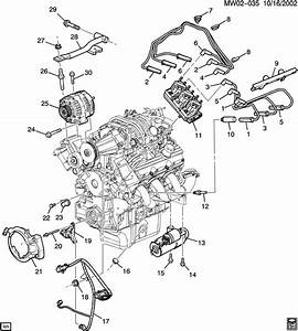 Diagram Of A 2001 Buick Regal Cooling System 3800 Engine