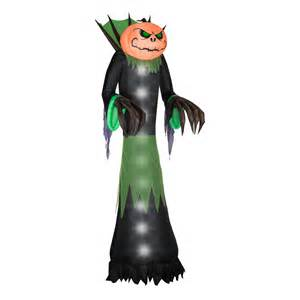 sears kitchen furniture shop gemmy pumpkin reaper 14 ft lighted at lowes