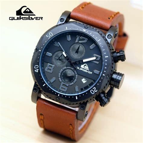 Jam Tangan Alba Cowok 2 jual jam tangan pria cowok keren murah silver chrono