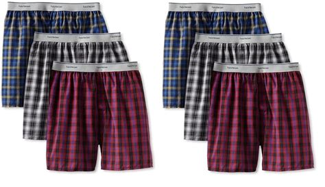 Fruit Of The Loom Boys 5-pack Assorted Exposed Waistband
