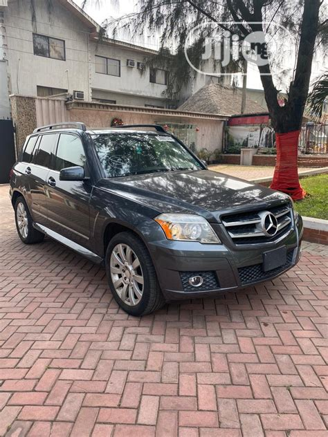 Some things you need to know Mercedes-Benz GLK-Class 2010 350 4MATIC Gray in Ikeja - Cars, Fidex Ogheneakoke | Jiji.ng