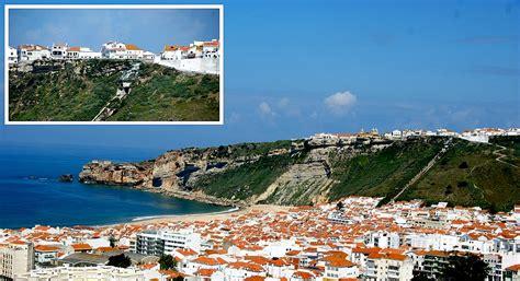 O Leme - Imagens de Portugal - Sítio da Nazaré