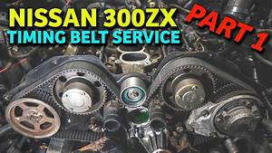 Nissan 300zx 120k Timing Service Part 1