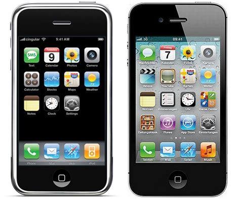 fuenf jahre iphone wie apple das mobiltelefon neu erfindet