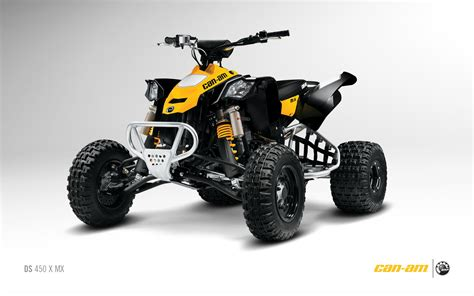 2012 Can-am Outlander Ds 450 X Mx Review
