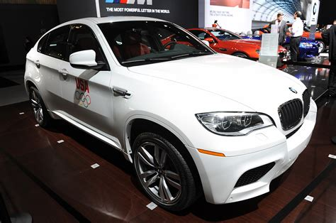 2013 Bmw X6 M Reveals Its Very Discreet Enhancements