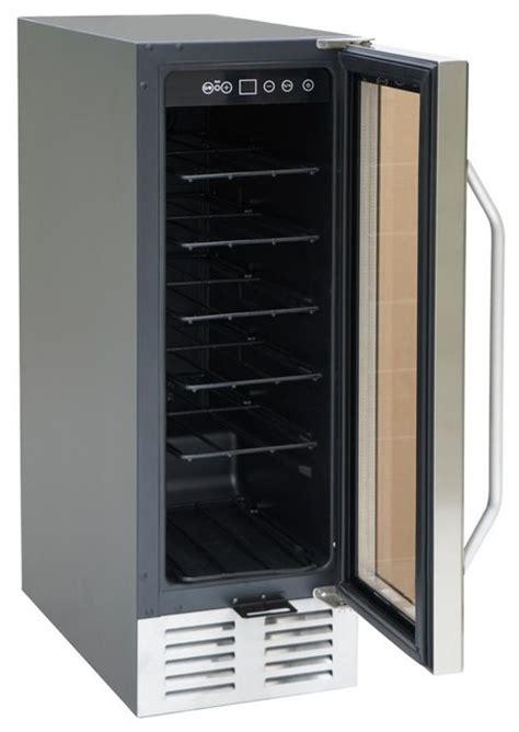 under cabinet beverage cooler under counter wine and beverage cooler contemporary