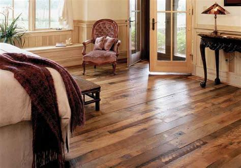 Mountain Lumber Company   Reclaimed Wide Plank Flooring