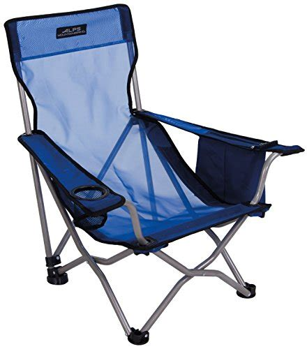 Alps Mountaineering C Side Chair by Alps Mountaineering Getaway Chair Blue 703438814354