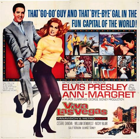 Classic Movies  Elvis Still Reigns In Viva Las Vegas