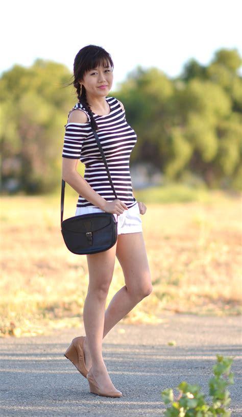 casual summer outfit  vintage louis vuitton epi jeune fille crossbody bag lollipuff