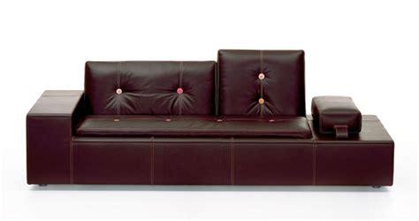 Vitra Place Sofa Preis by Vitra Polder Sofa Leder Design Hella Jongerius 2005 06