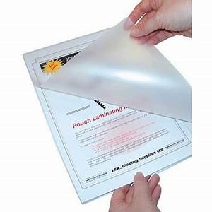 A4 250 micron gloss laminating pouches jfk binding for Laminating documents services