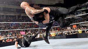 Roman Reigns Spear Pictures Collection 2016 – WWE | HD ...