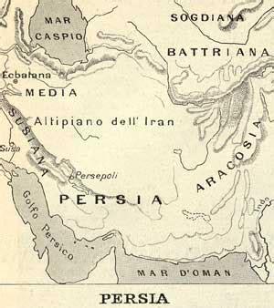 Nome Di Re Persiani medi e persiani storia cronologia