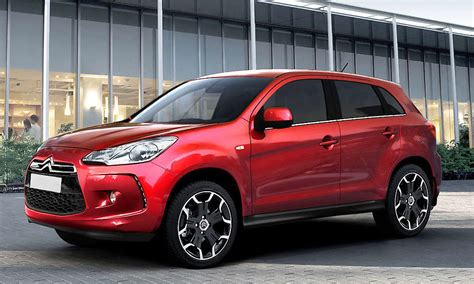 Psa Citroen by Psa Peugeot Citroen To Rebadge Mitsubishi Asx