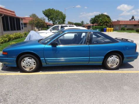 how do i learn about cars 1993 oldsmobile 88 lane departure warning sell used 1993 oldsmobile cutlass supreme s coupe 2 door clean in delray beach florida