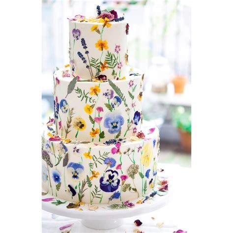 pin  nadhirah bmk  cake edible flowers cake wedding