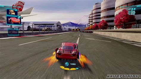 Cars 2 The Video Game Free Play Dragon Lightning