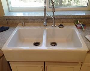 Making a Domsjo Kitchen Sink Legal in California - IKEA