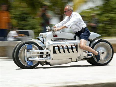 2003 Dodge Tomahawk Concept   Speed   1024x768 Wallpaper