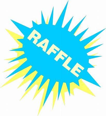 Raffle Sign Ticket Clipart Clip Border Illustration