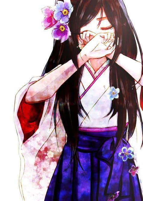 pin  anime girl