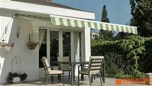 Store électrique Terrasse : comment installer votre store banne en toute simplicit ~ Premium-room.com Idées de Décoration