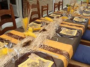 Idee Deco Table Anniversaire 70 Ans : idee deco anniversaire 60 ans homme des idee de deco pour la maison ~ Dode.kayakingforconservation.com Idées de Décoration