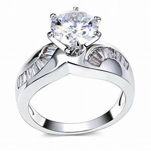 2018 Wedding Rings Womens Unique Jewelry 18k Gold Plated ...